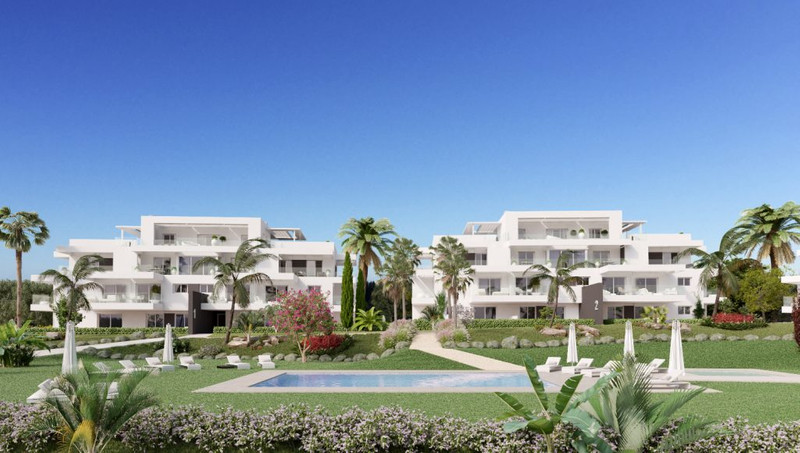 Apartments for sale Alcazaba Beach 1