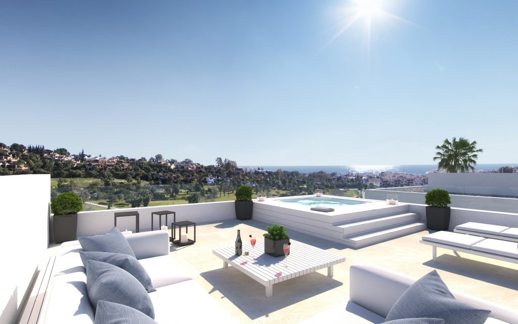 New Development: Prices from € 1,280,000 to € 1,395,000. [Beds: 4 - 4] [, Spain