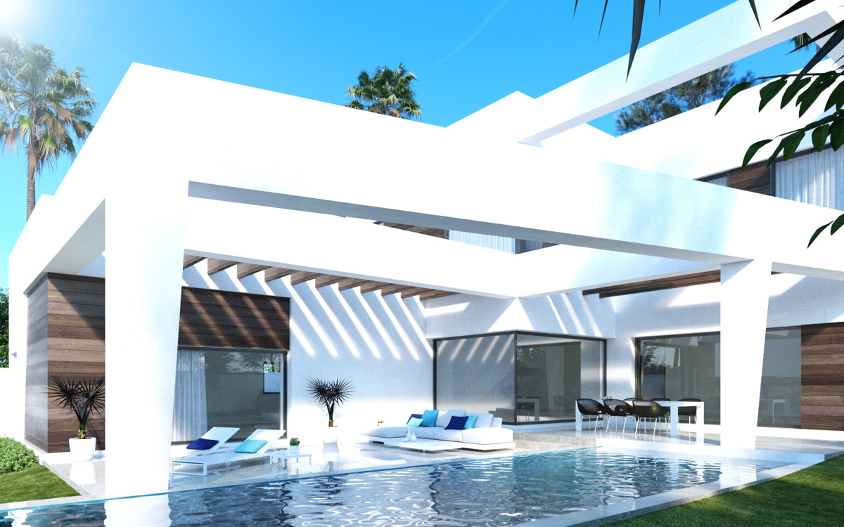 New Development: Prices from € 1,375,000 to € 1,375,000. [Beds: 5 - 5] [Baths: 4 - 4] [Bui, Spain