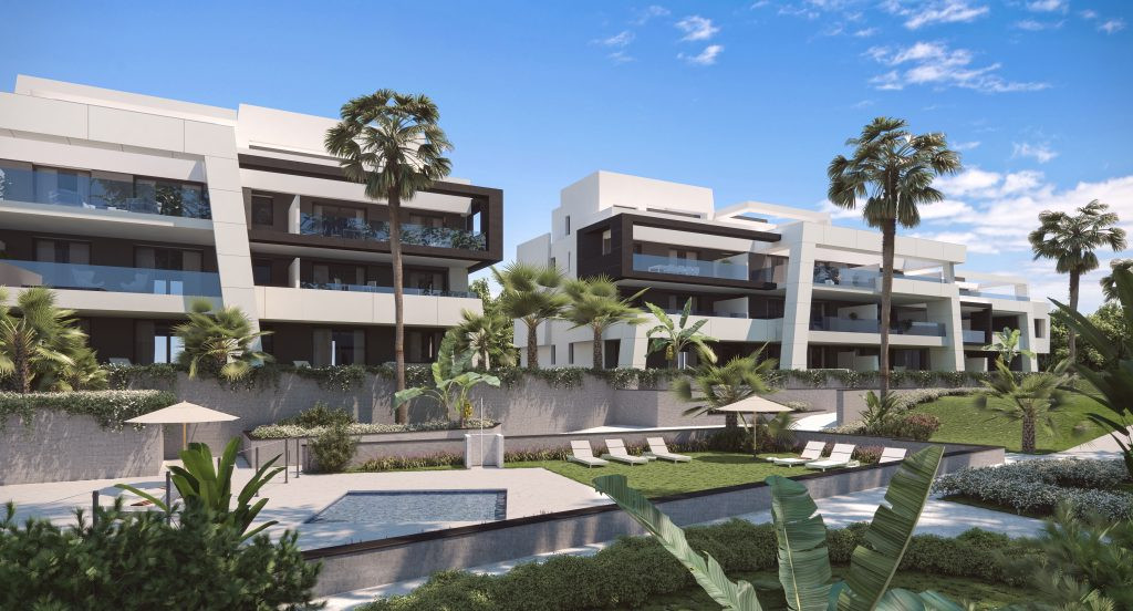 New Development: Prices from €269,000 to €437,000. [Beds: 2 - 3] [Bath,Spain