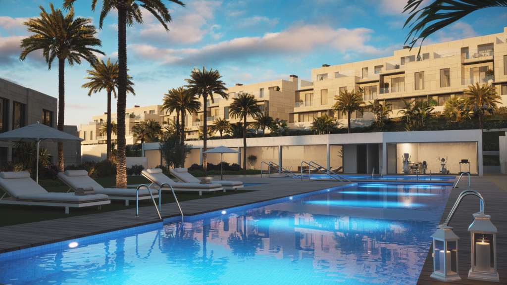 New Development: Prices from € 530,000 to € 960,000. [Beds: 3 - 3] [Baths: 3 - 4] [Built s,Spain