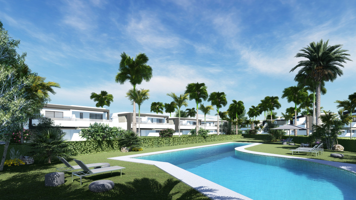 New Development: Prices from € 368,000 to € 589,000. [Beds: 3 - 3] [Baths: 4 - 4] [Built s,Spain