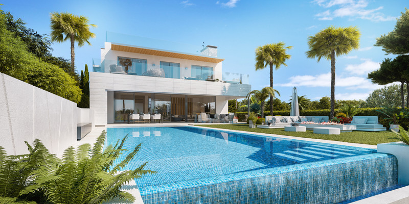 Villas for sale Nueva Andalucia 8