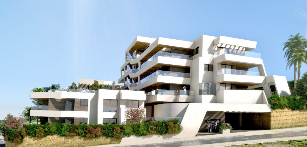 New Development: Prices from € 375,000 to € 510,000. [Beds: 2 - 2] [Baths: 2 - 3] [Built s, Spain