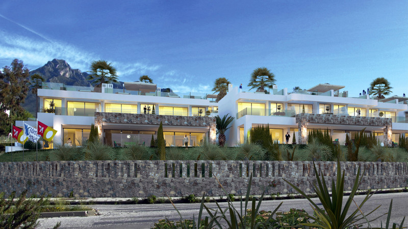 Townhouses for sale in Marbella 3