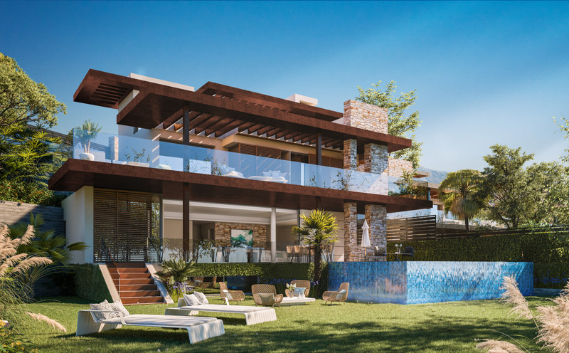 Villas for sale in Benahavis 9