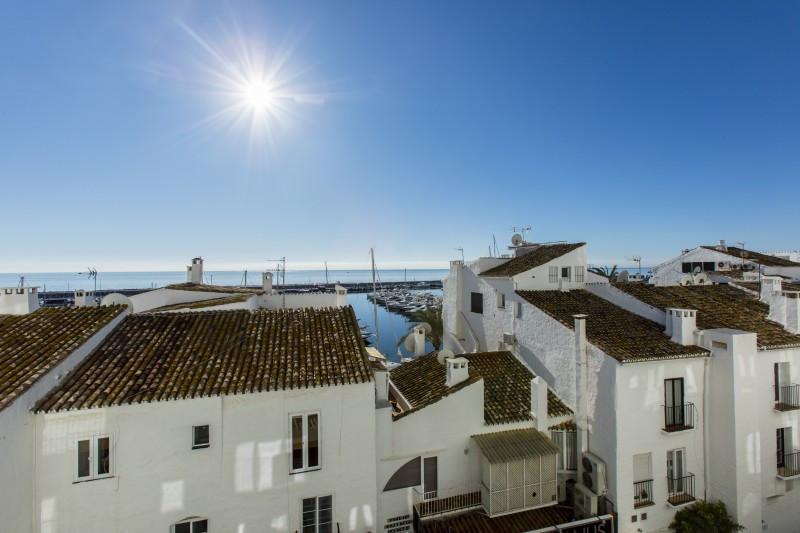 Marbella Banus Apartamento Planta Media en Venta en Puerto Banús – R3406495
