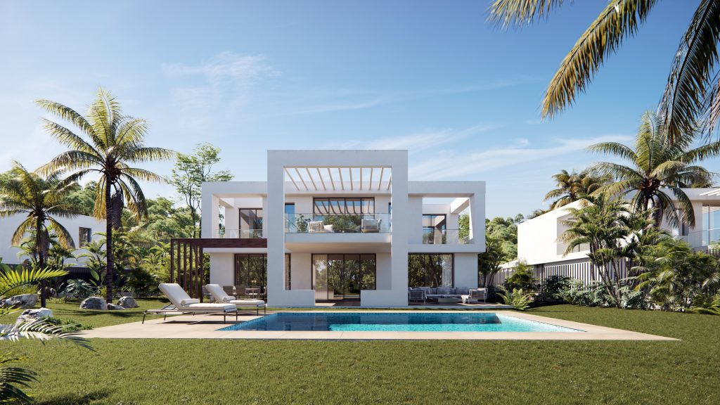 New Development: Prices from € 1,650,000 to € 1,950,000. [Beds: 4 - 4] [, Spain