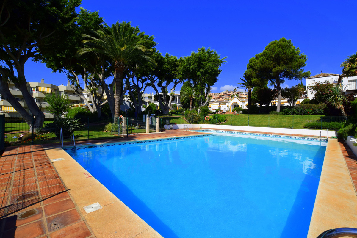 Large apartment in Montemar!!  Situated in a beautiful complex with mature gardens and pool, this tw, Spain