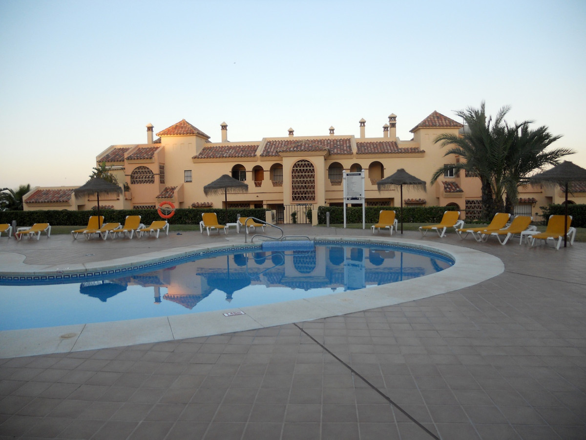 Apartment on in the beautiful area of El Faro, Mijas Costa   The property is located within a reside,Spain