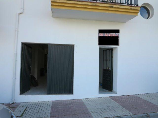 Warehouse in San Pedro de Alcántara