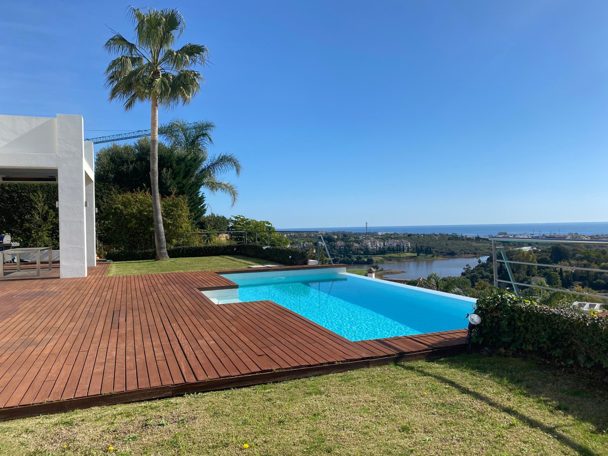 SPECTACULAR Contemporary Villa located in the Los Flamingos Golf and Spa resort with stunning views ,Spain