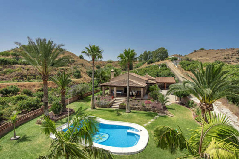 Detached Villa Mijas