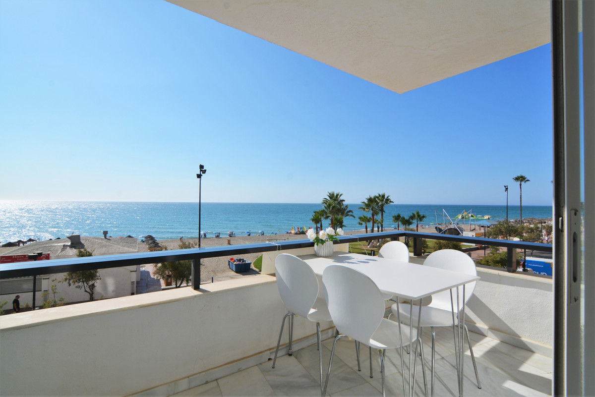 Spectacular front sea apartment with incredible views !! This house has a beautiful entrance, a spac, Spain