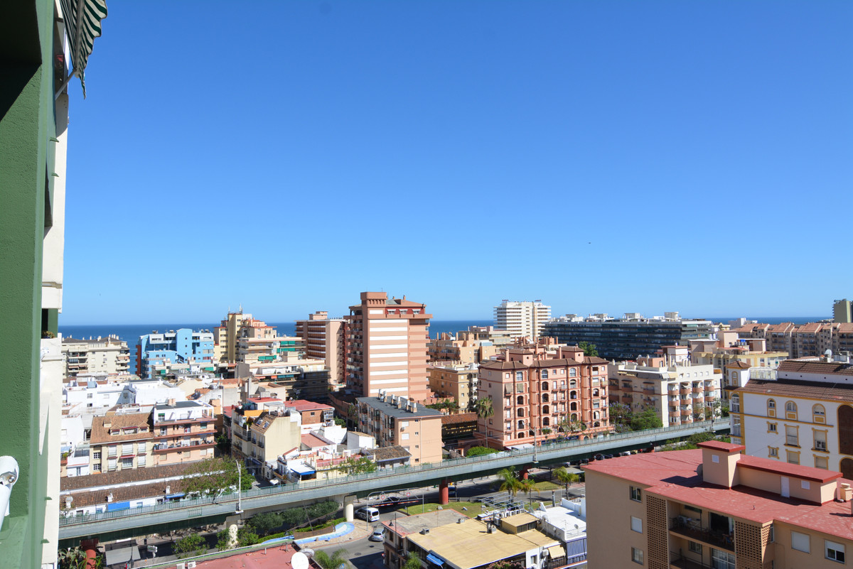 Views, Views, Views.  Nice apartment for sale in Los Boliches a few steps from the train station and, Spain