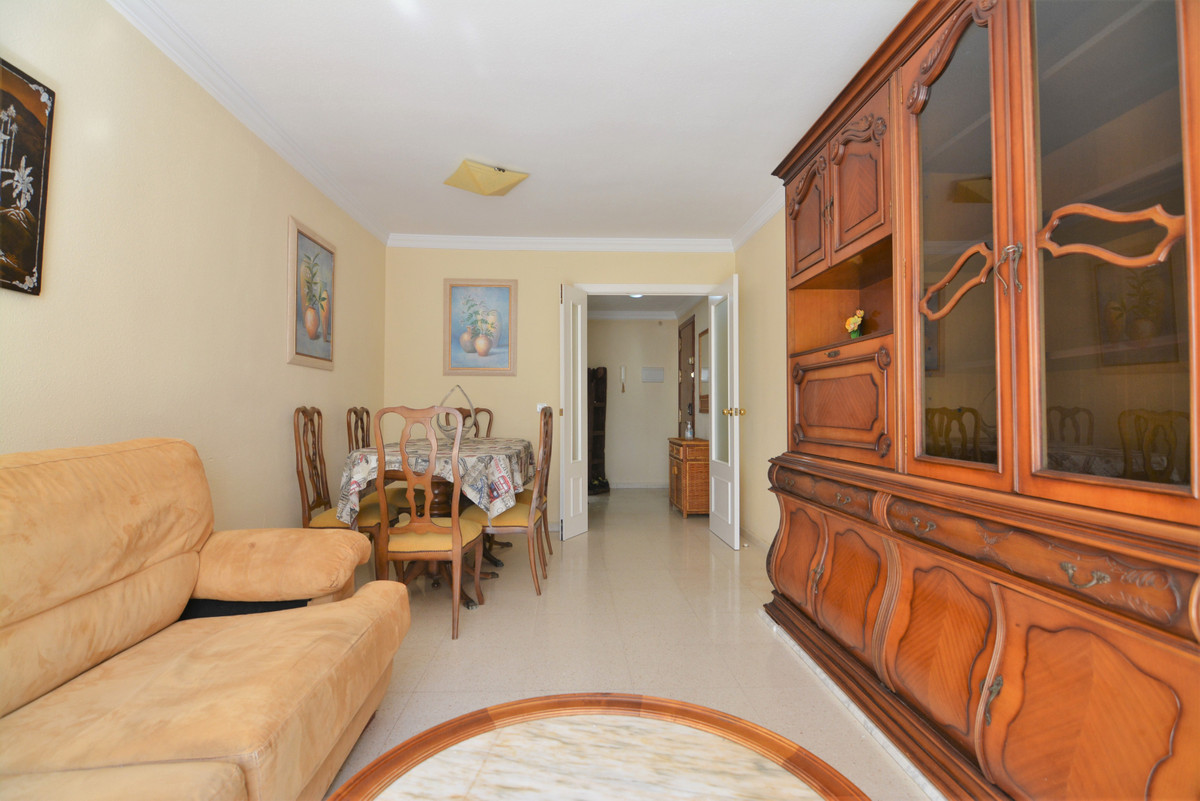 We present this apartment in the Los Boliches area.  It has 3 bedrooms and 2 bathrooms Living room w,Spain