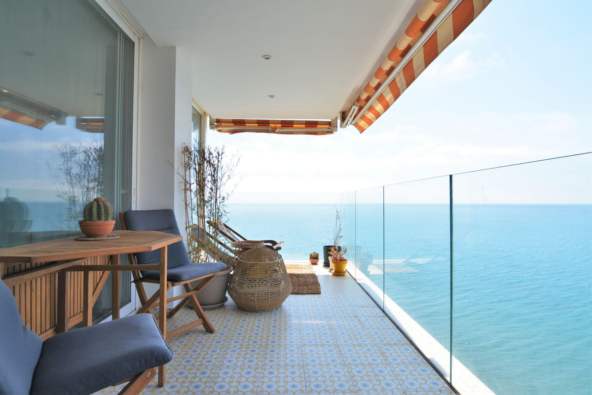 Welcome to your home, in the sea of the Costa del Sol!  There is nothing on the market like this pro,Spain