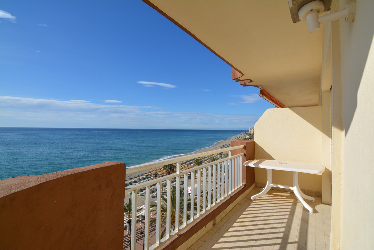 Apartment with stunning panoramic sea views. The apartment consists of entrance, living room, terrac, Spain