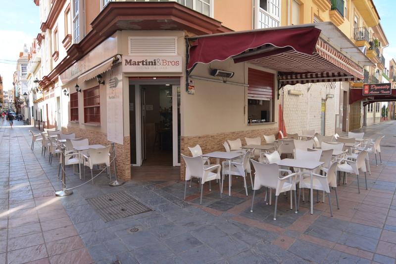 Restaurant in Fuengirola for sale