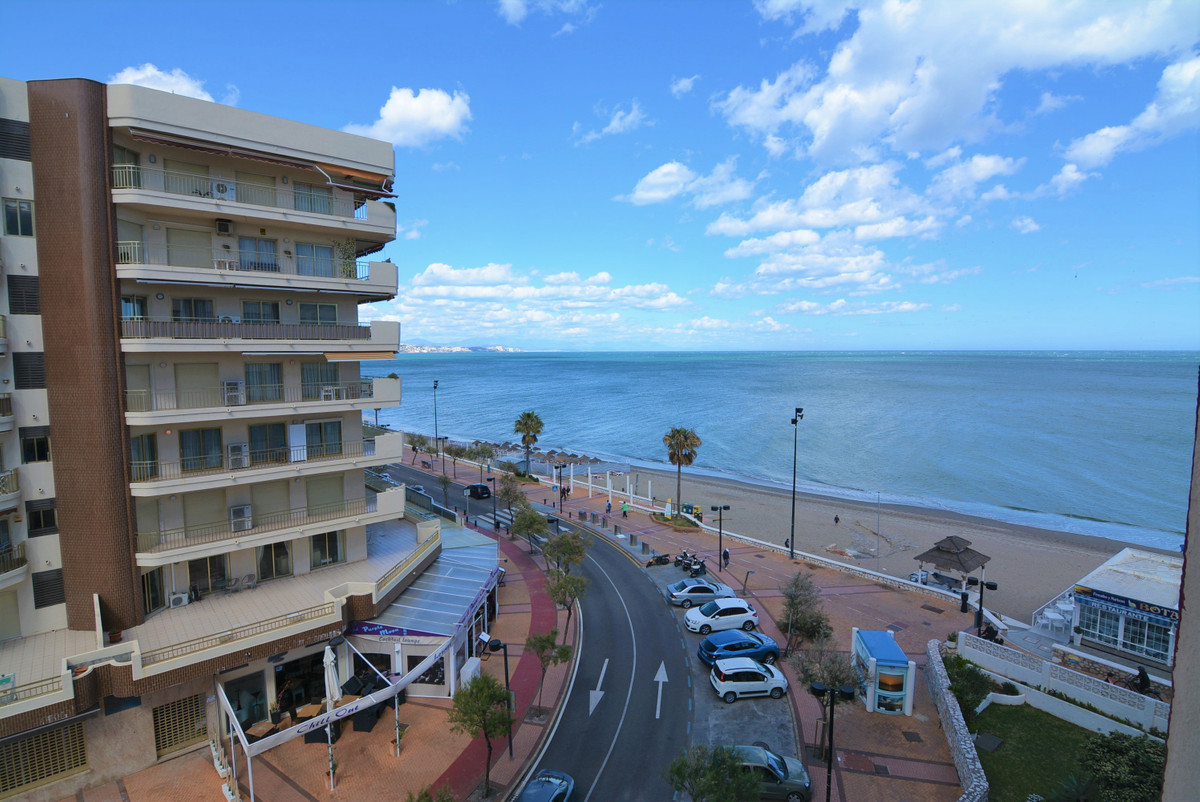 Beautiful apartment in Fuengirola with two large bedrooms,1 bathroom and a very nice, big terrace wi, Spain
