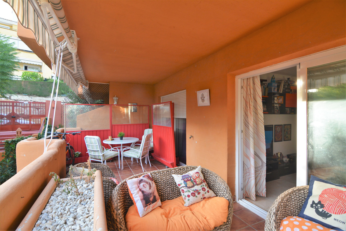 Beautiful apartment with large terrace facing south-west, sun throughout the afternoon.  The apartme, Spain