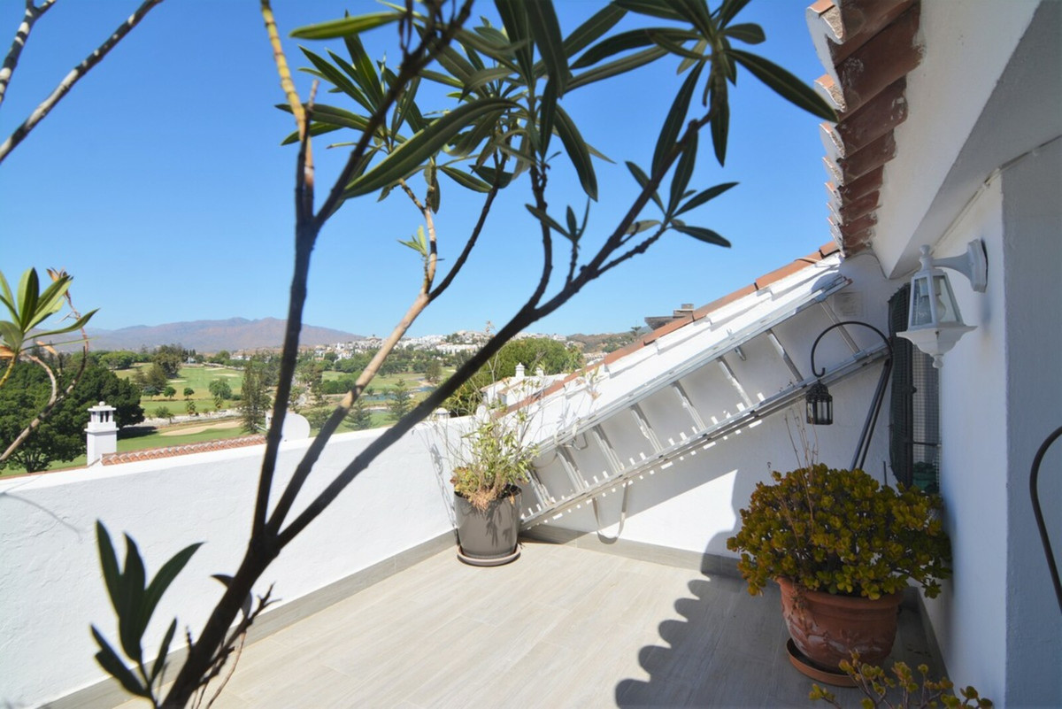 Townhouse for sale in Mijas Golf R3264439