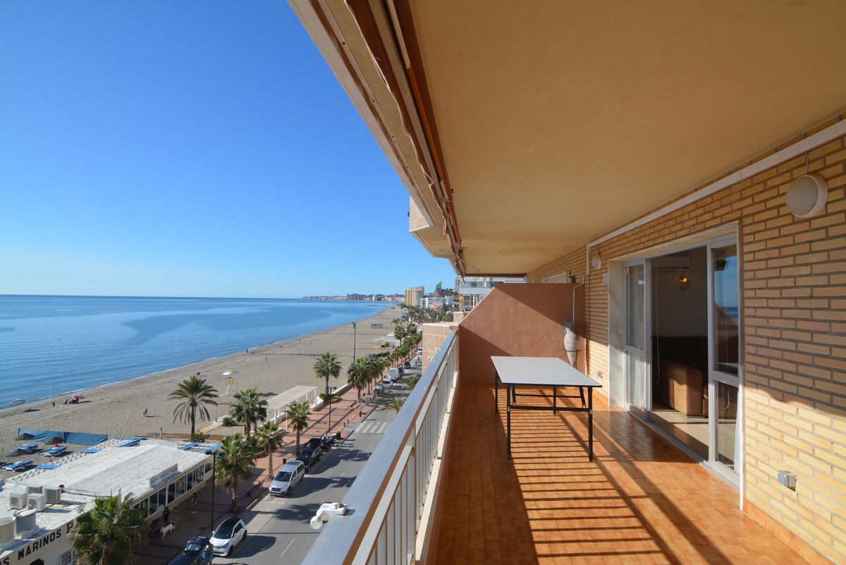 It is rented, sale as investment.  Beautiful penthouse with nice terrace facing west. Sun all day lo, Spain