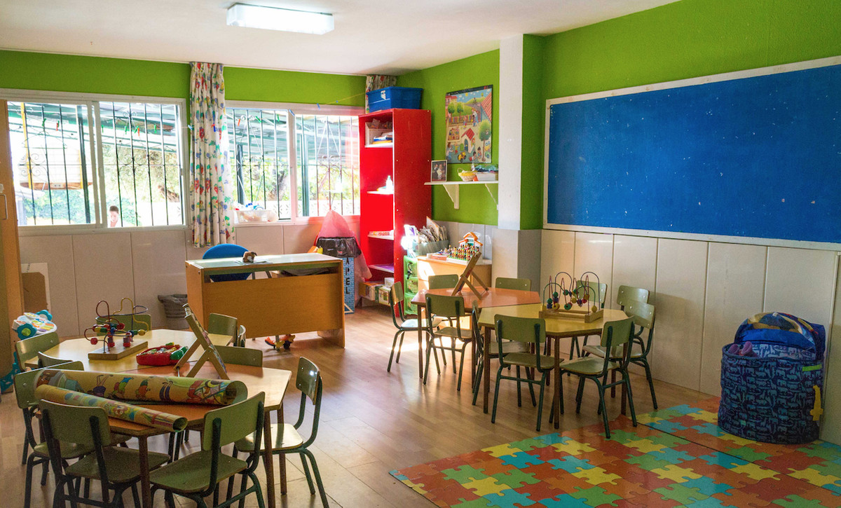 Successful working business  - a nursery and infant school (0-6 years) situated in San Pedro de Alca, Spain