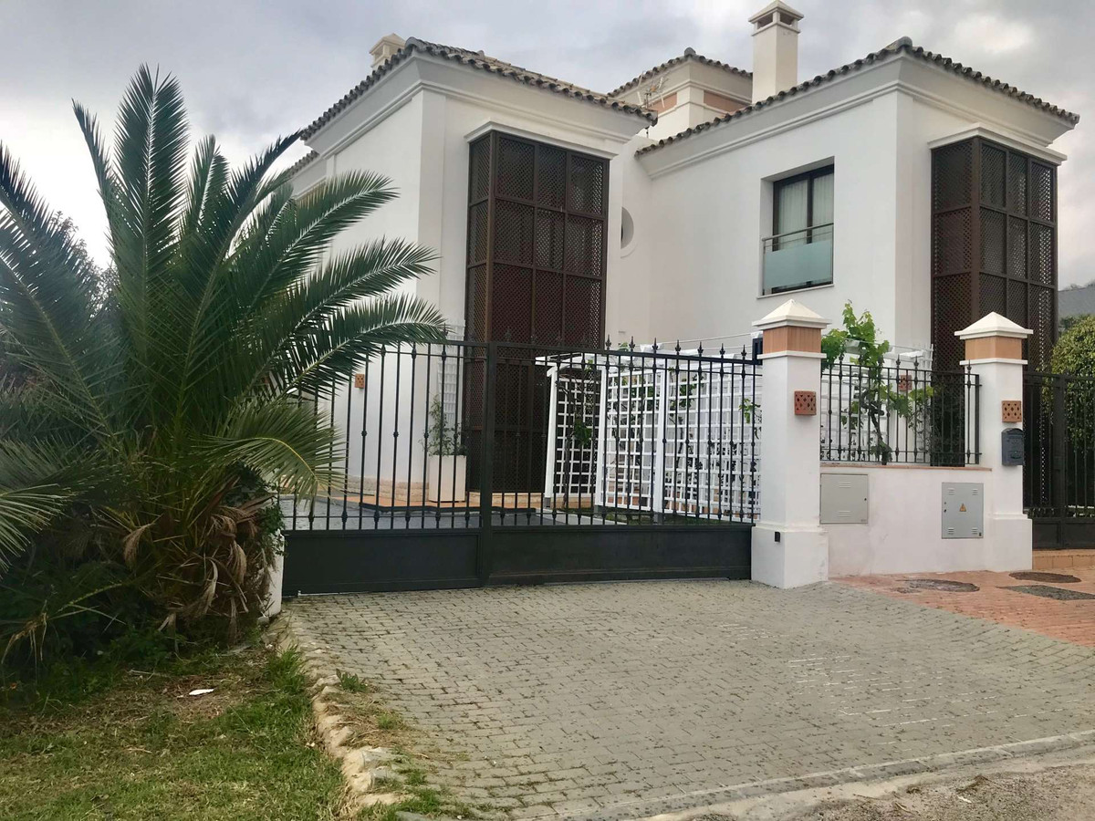 It's RENTED now !  Contemporary beachside Villa in San Pedro. Very close to the great restauran,Spain