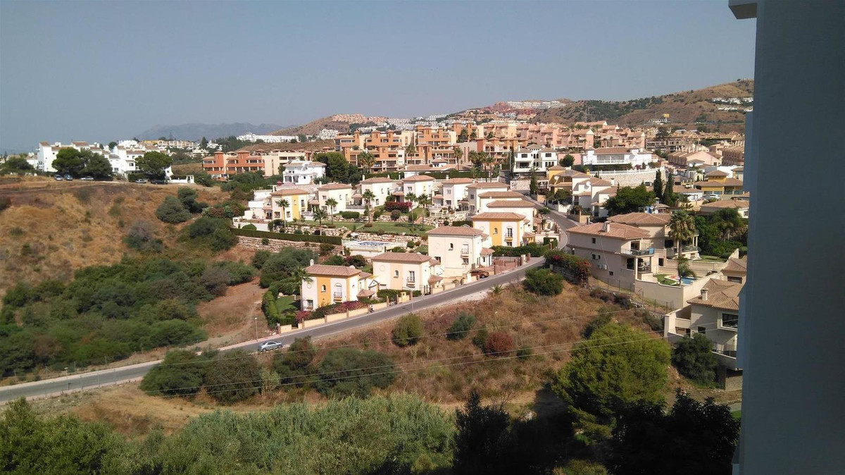 Ground floor apartment with closed garage of 20 m2, consists of 2 bedrooms with fitted wardrobes and, Spain