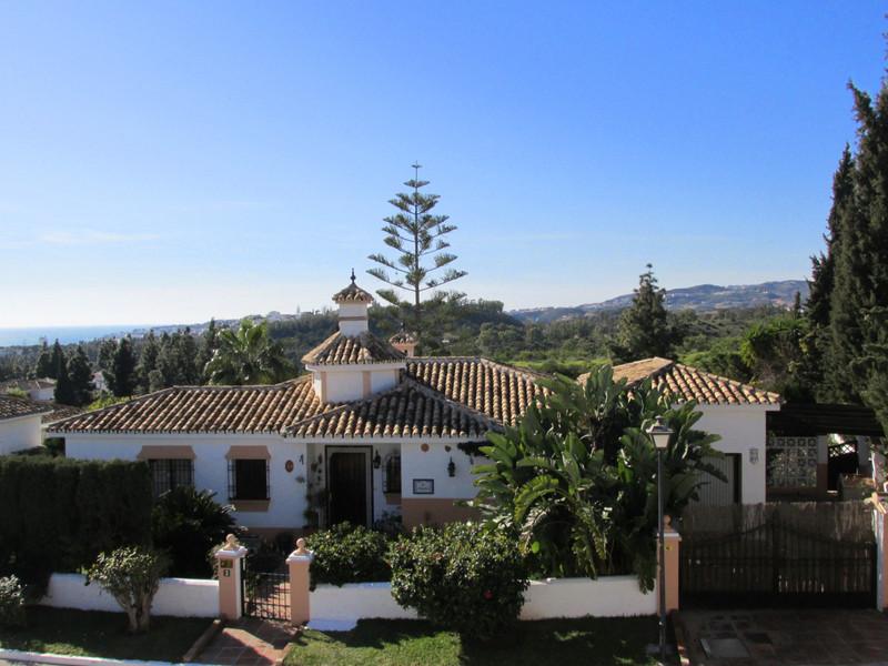 Fristående villa in El Chaparral