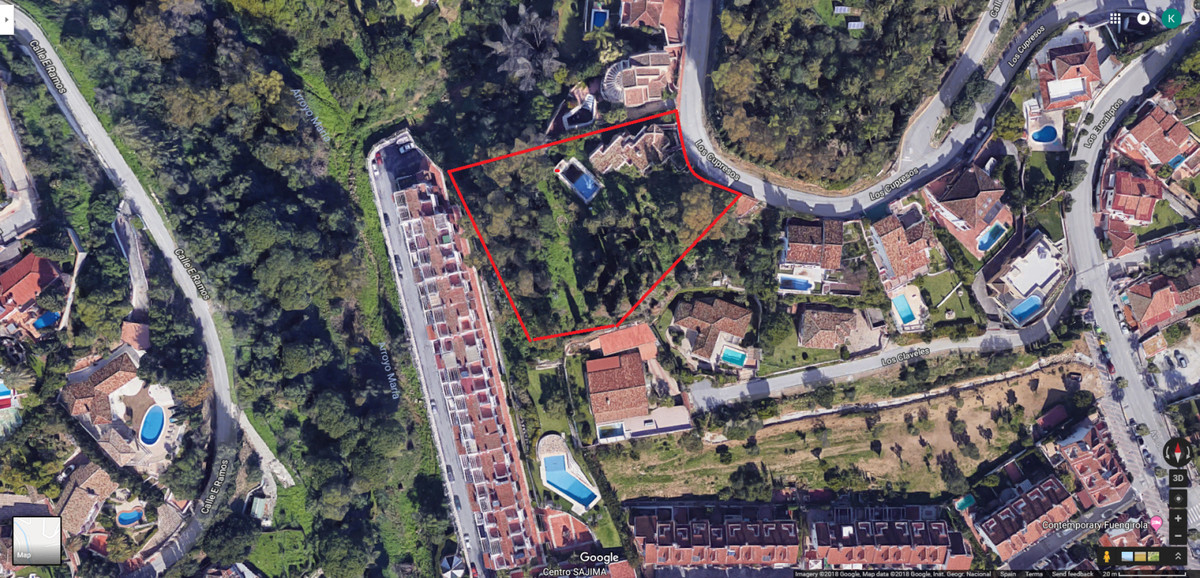 Residential Plot in Campo Mijas R3252082