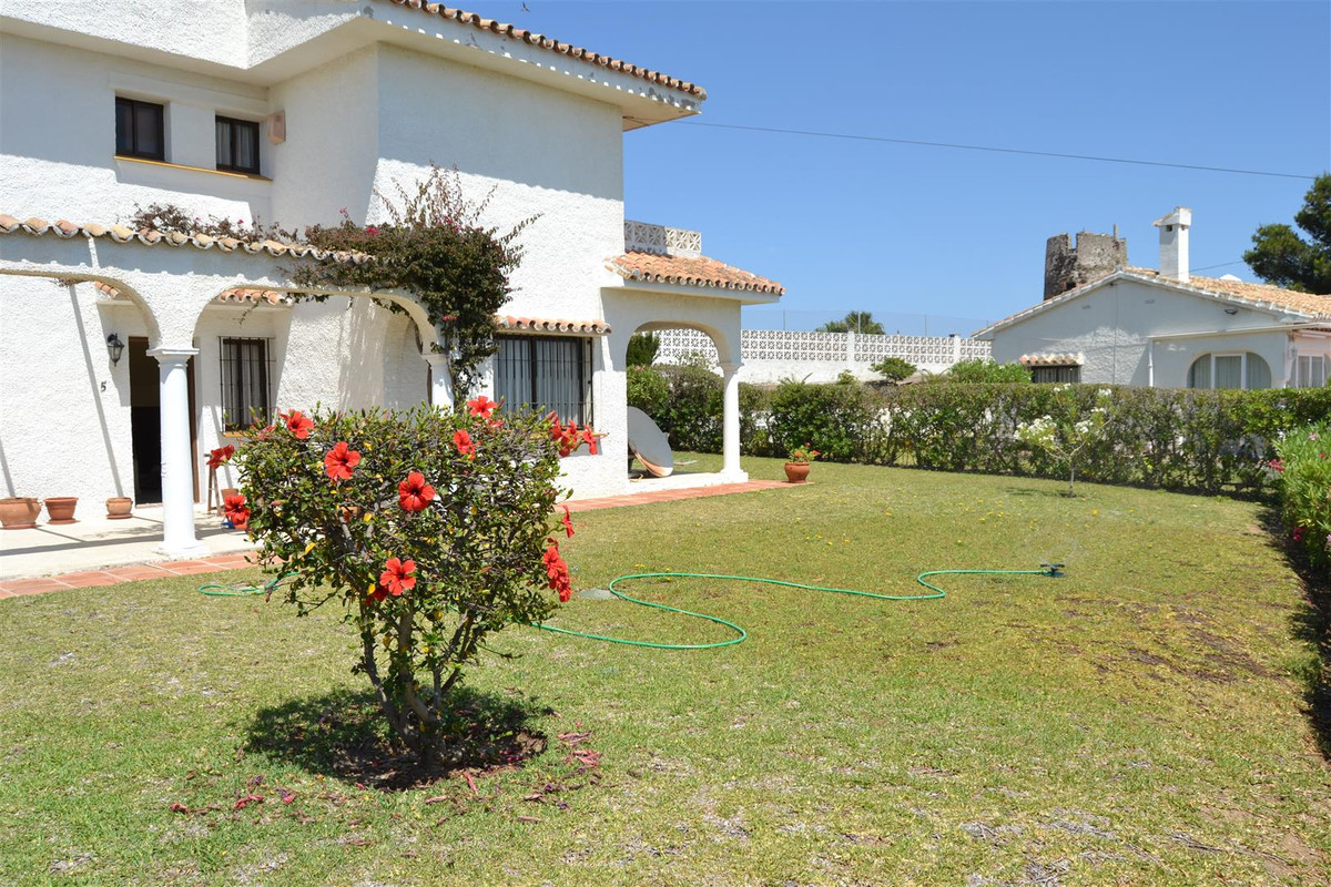A two bedroom, two bathroom detached property with a lot of potential.  A fabulous location, within , Spain