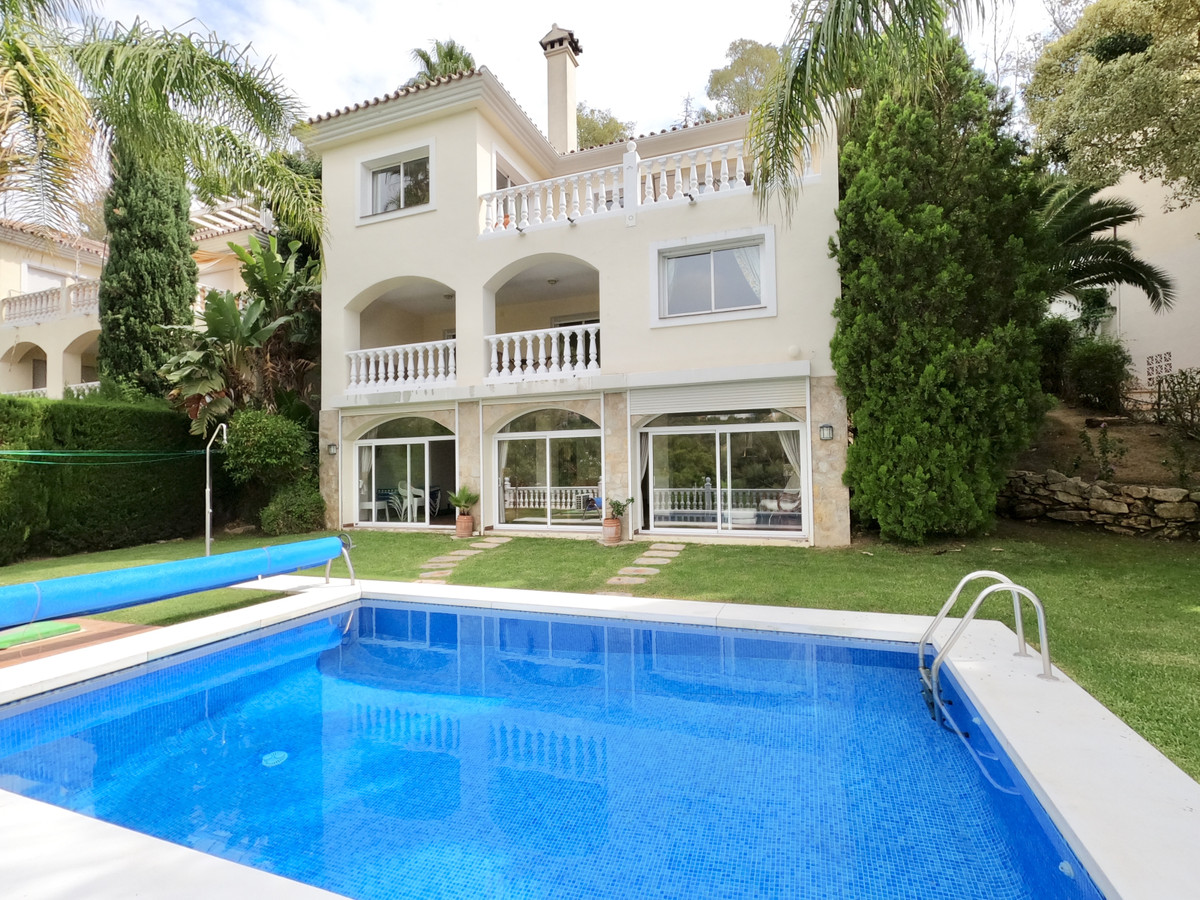 The beautiful reformed villa has been built on a 3 levels  Via the entrance you enter the large livi, Spain