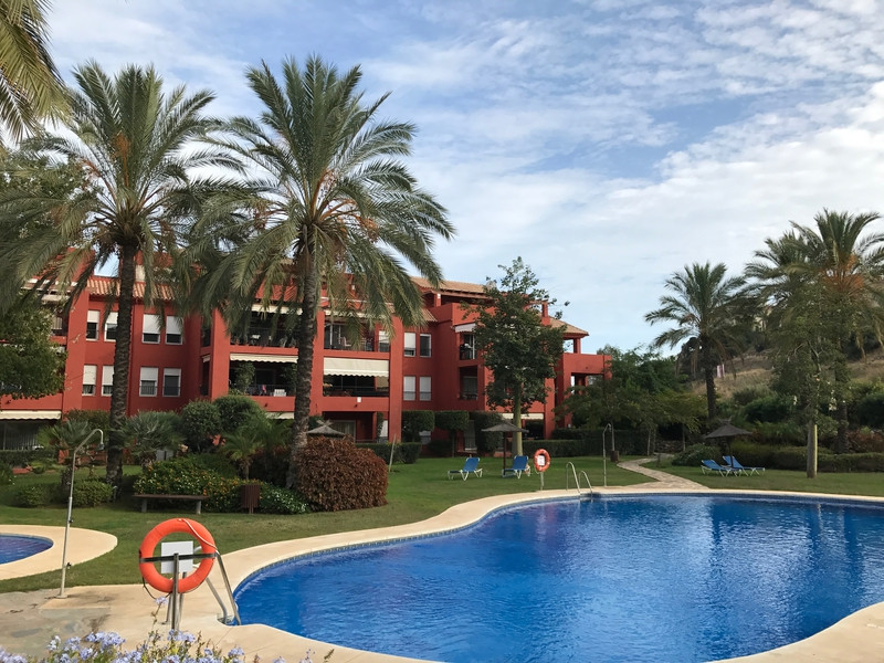 A exceptional sunny groundfloor apartment on the well know complex la Cala Hills (las lomas de Mijas, Spain