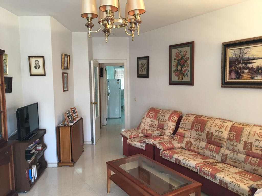 Very nice flat in the heart or Marbella, with a large areas like living-dining room, kitchen fully e, Spain