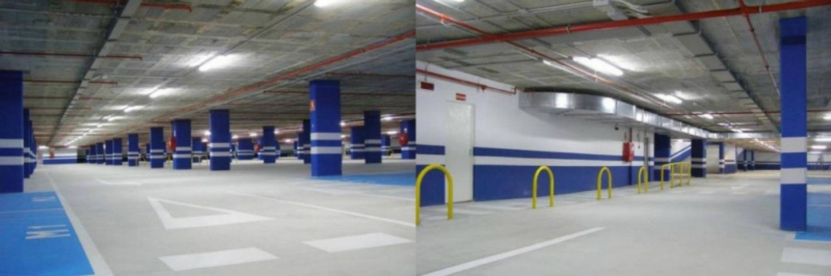 Spacious garages in the centre of Marbella, just one of the best areas in Costa del Sol.. Located in,Spain