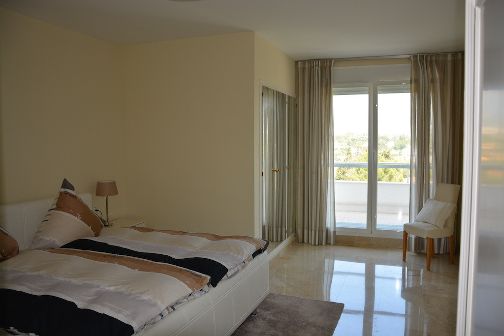 Spacious 2 bedroom apartment in Guadalmina Alta. The apartment located on the fifth floor has very g,Spain