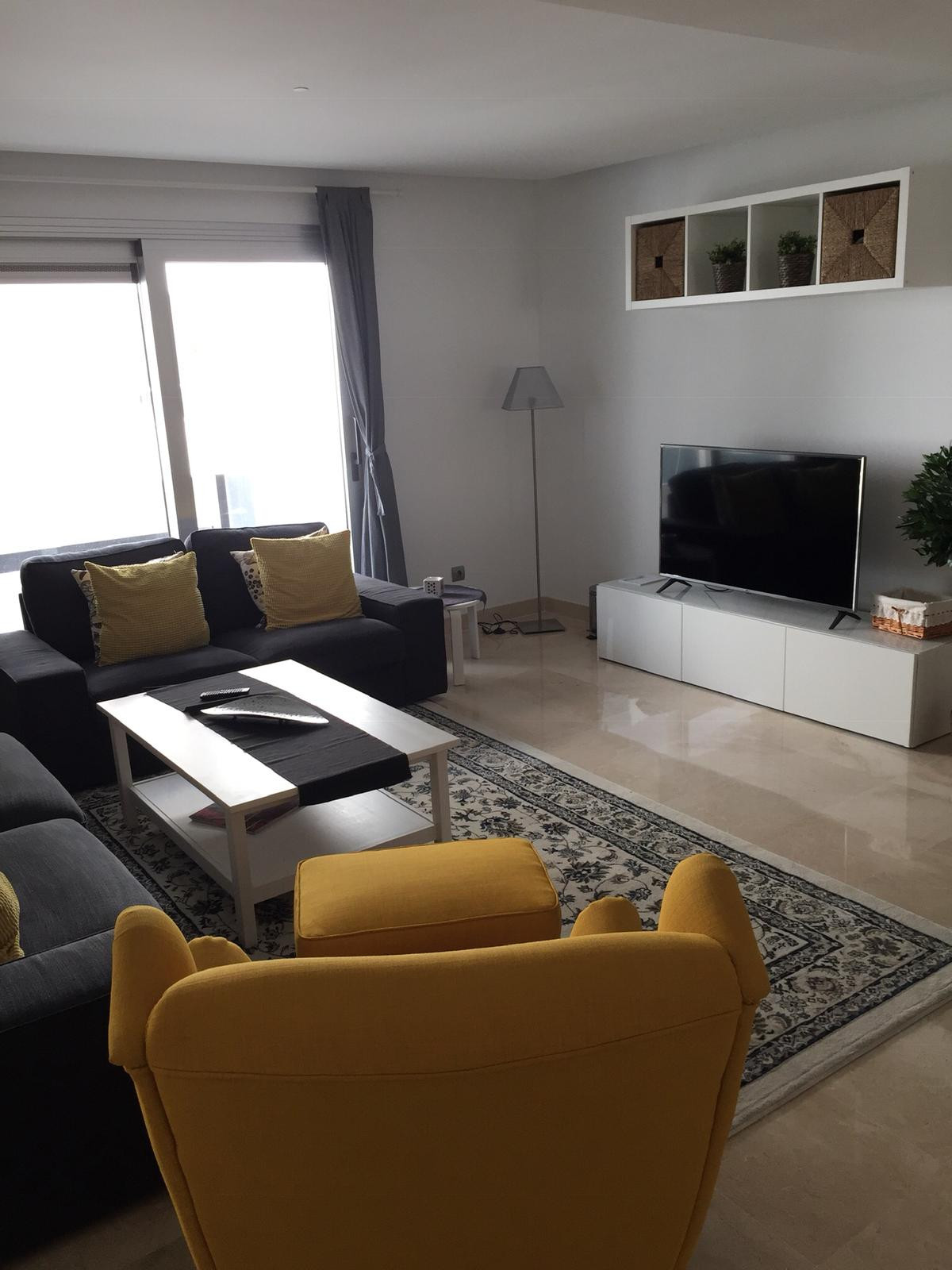 Apartment  Middle Floor 																					for rent 																			 in San Pedro de Alcántara