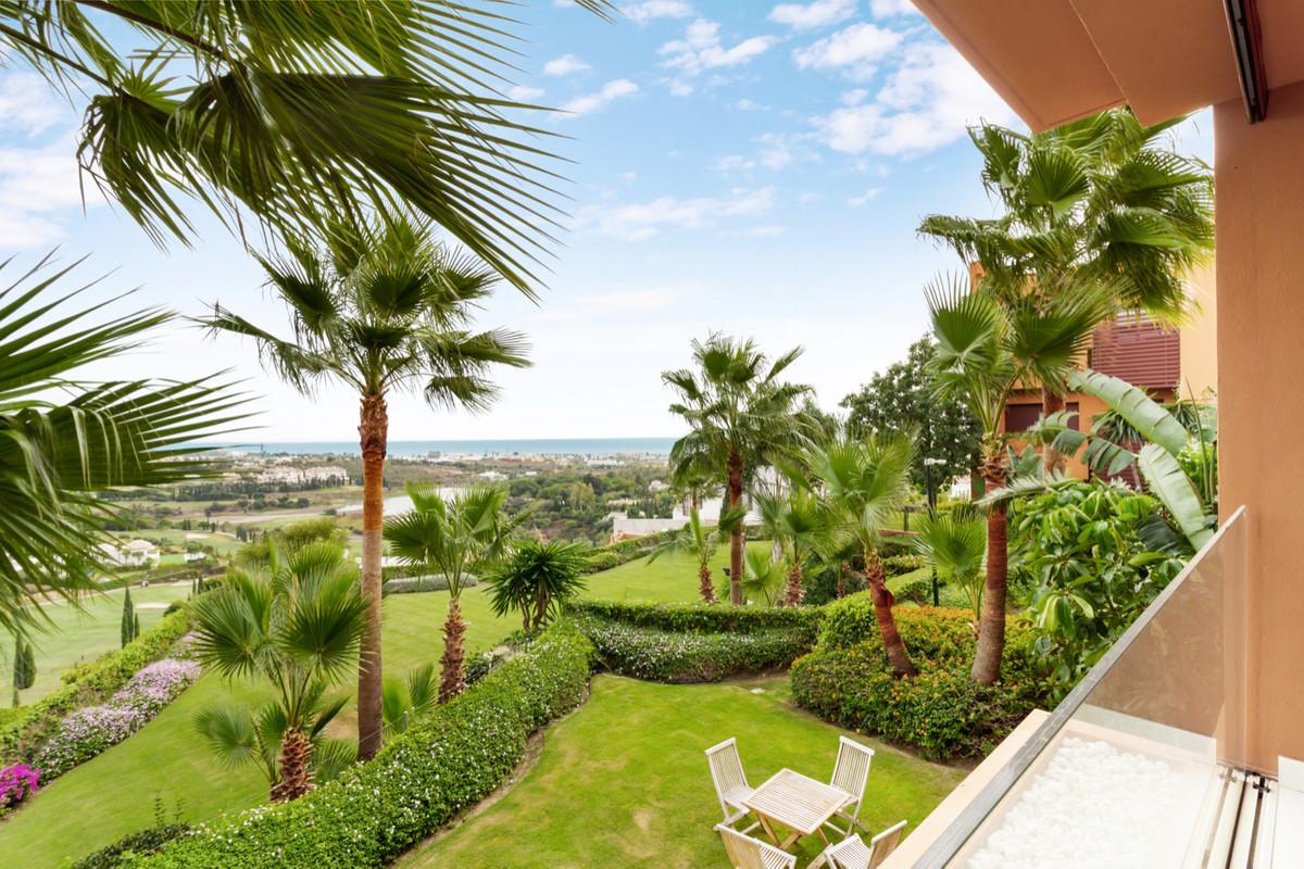 Marbella Banus Apartamento Planta Media en Venta en Los Flamingos – R3525565