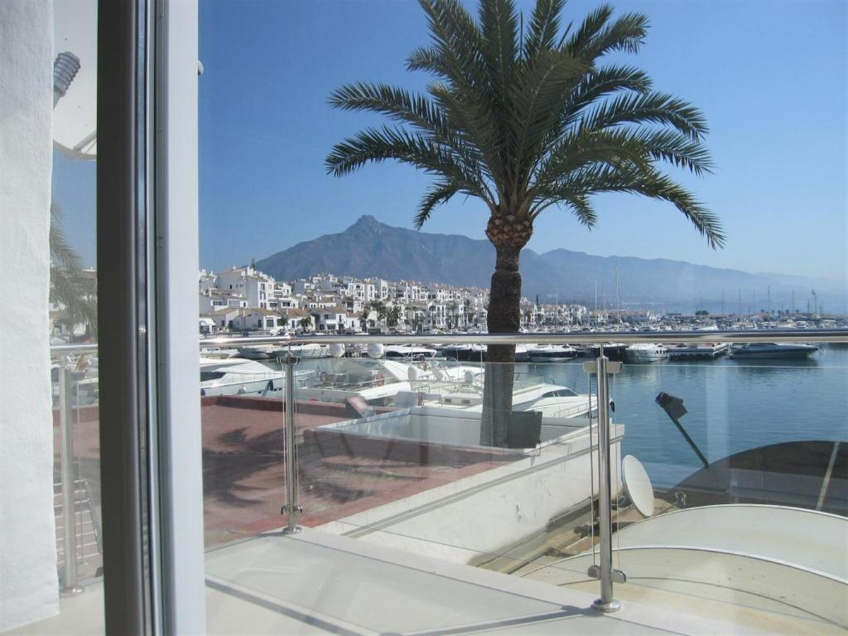 *Rented until October*  This unique property is located in the heart of Puerto Banus, one of the wor,Spain