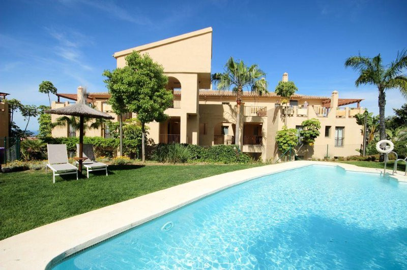 Fantastic ground-floor apartment in a lovely gated community in Benahavis. Super peaceful and surrou, Spain