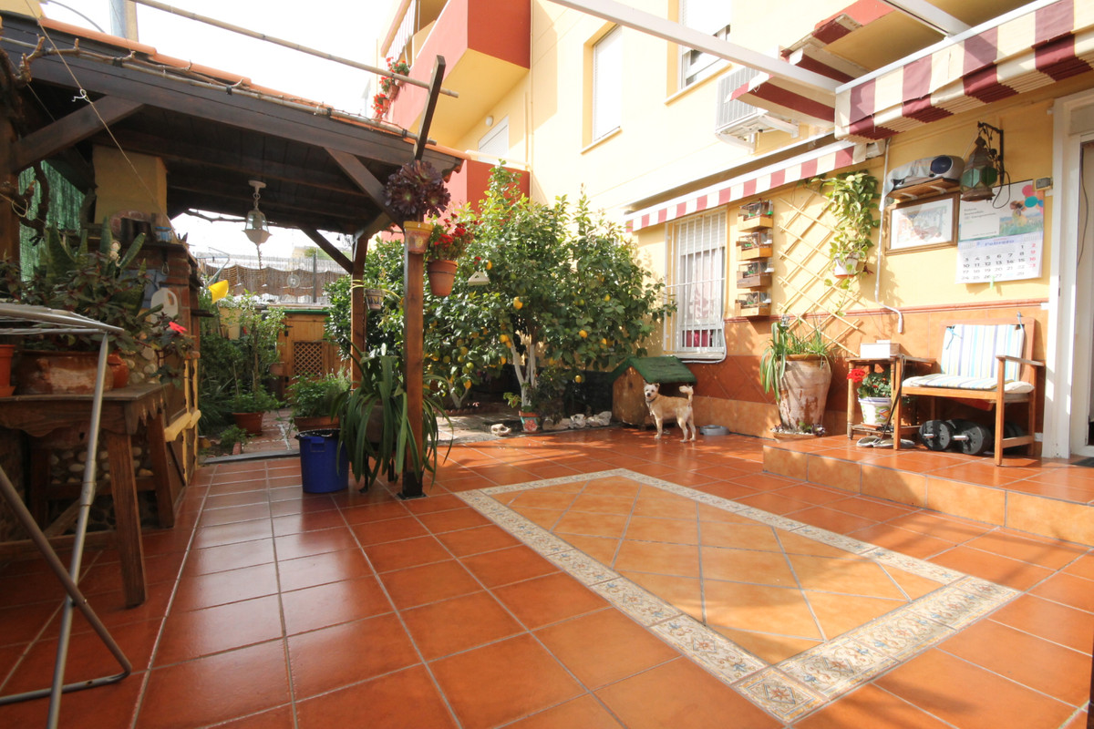 Beautiful ground floor in Velez Malaga with 65m2 of terrace with garden.  It is sold under 100m2 dis, Spain