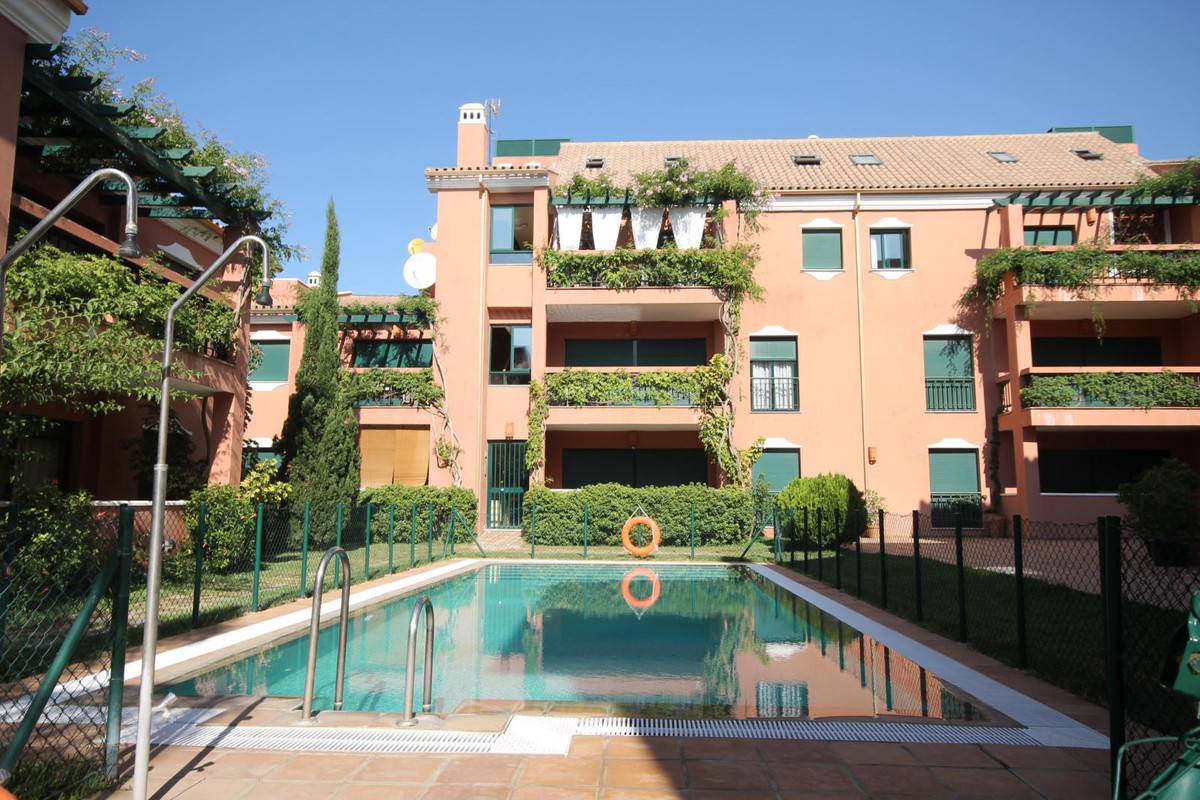 Las Sabinas, Carib Playa, Las Chapas, Marbella, Apartment, Groundfloor  Apartment of 2 bedrooms clos, Spain