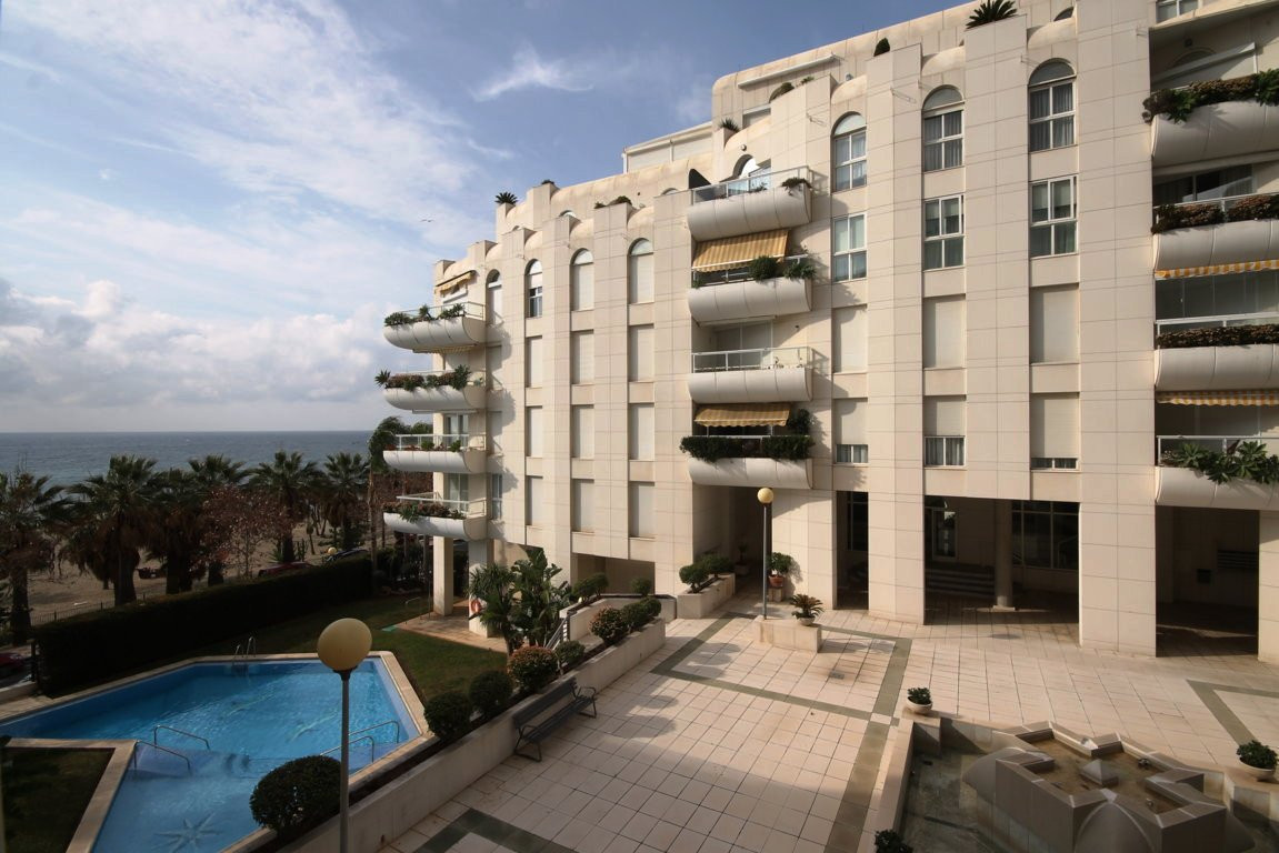 3-bedroom apartment in the first beach line complex, Marbella centre  This wonderful apartment is lo,Spain