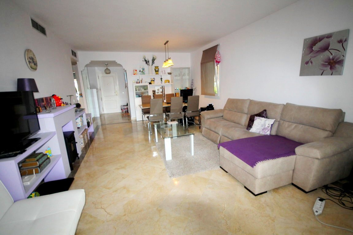 2 bedroom apartment in El Presidente  Semi furnished ground floor apartment with 2 bedrooms, 2 bathr, Spain