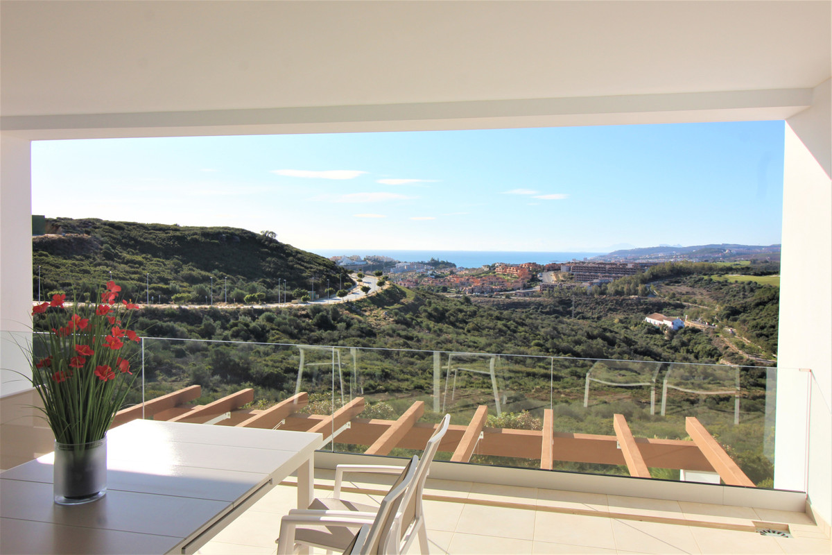 """luxurious elegant 2 bedroom apartment was designed for the exclusive residential complex """"Terra,Spain"""