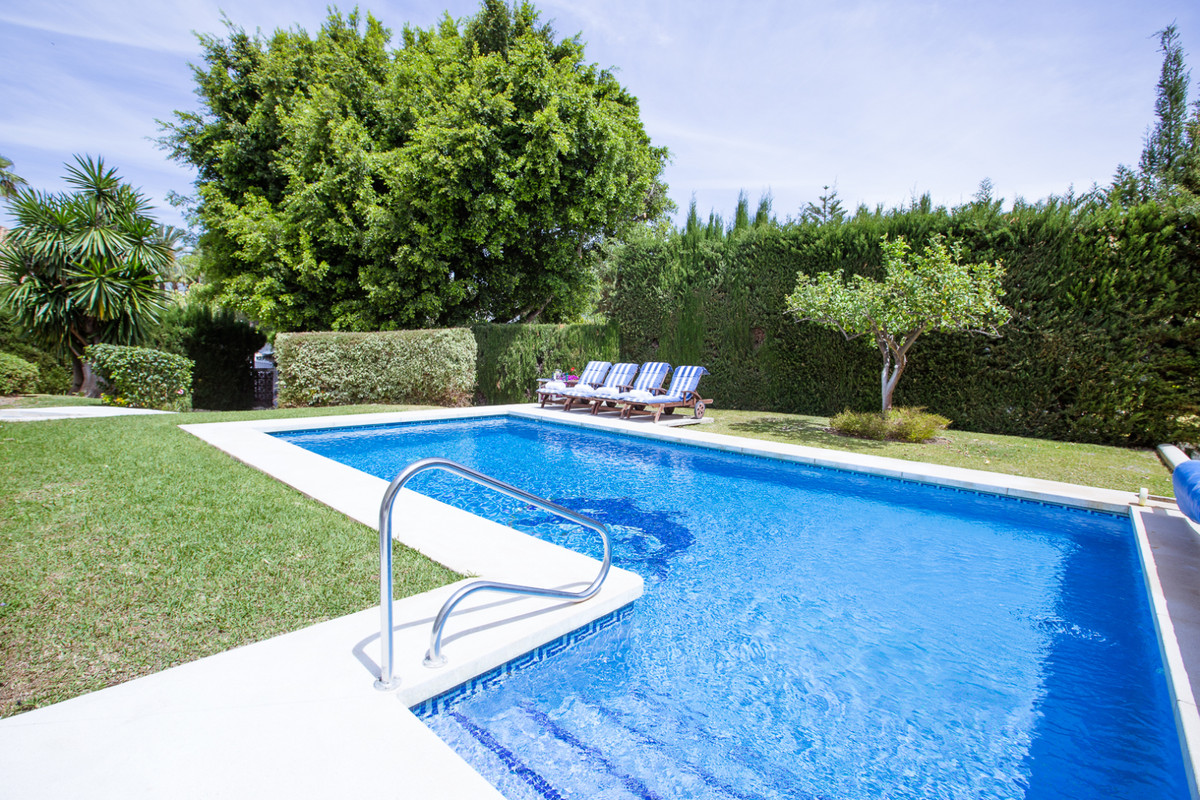 Charming villa, situated on a substantial plot, within the luxury Los Monteros urbanisation, just a ,Spain