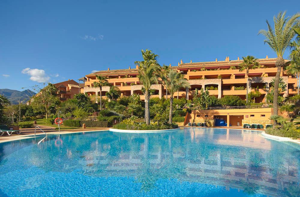 Appartement  Penthouse en vente  et en location  à Bahía de Marbella