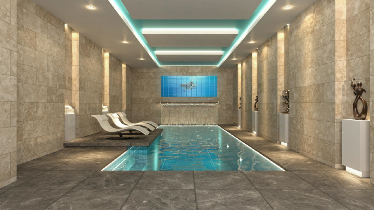 Each of the Auriga Boutique Homes villas are located in the heart of the Golf Valley of Nueva Andalu, Spain